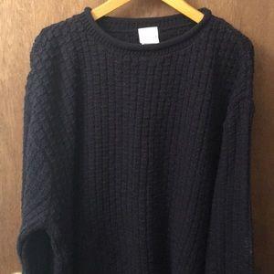 Heavy black Bobbie Brooks sweater